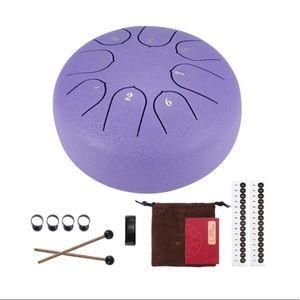 ⭐️Steel Tongue Drum⭐️BEST Drum Toddler/Yoga/Etc